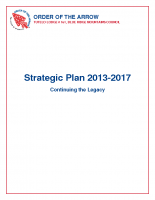 Tutelo Lodge Strategic Plan '13-'17
